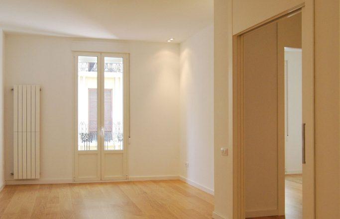 Apartamento en Ruzafa / Reforma integral viviendas Valencia